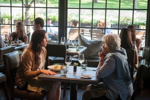 Dining - The Leftovers