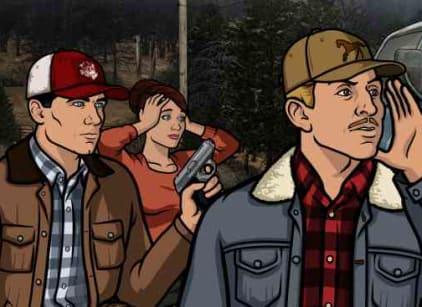 Watch Archer Season 3 Episode 9 Online