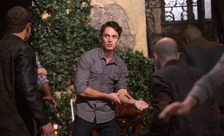 Aiden in Trouble - The Originals Season 2 Episode 10