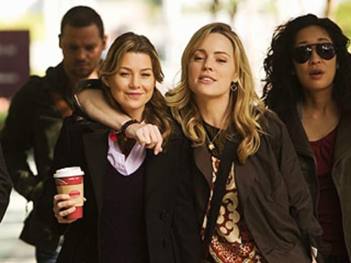 Melissa George Discusses Greys Anatomy Character Sadie Tv Fanatic
