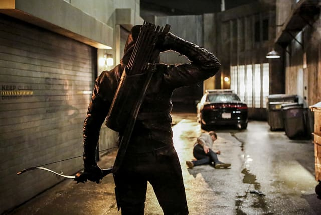 watch arrow online free season 5