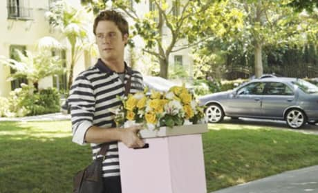 Jake McDorman, Greek