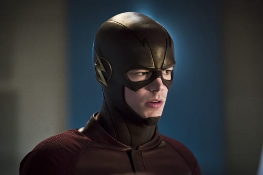 Hey Barry! - The Flash Season 2 Episode 16
