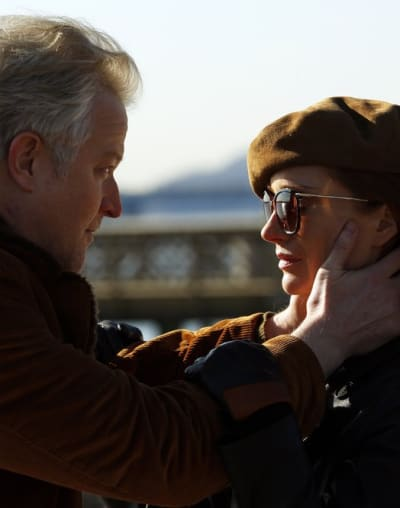 Father and Daughter - The Blacklist Season 6 Episode 19