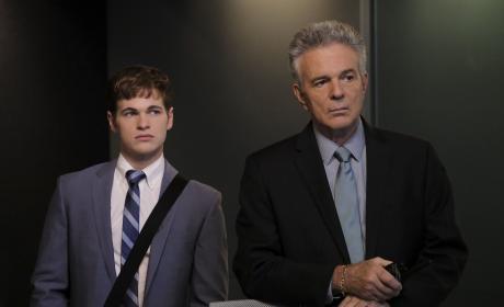 Rusty and Flynn - Major Crimes
