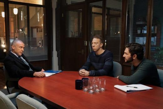 Hardy Boys Convince the Chief  - In The Dark Season 3 Episode 5