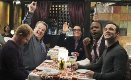 Modern Family Review: Up with Frankie Valli!