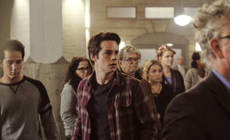 The Final Showdown - Teen Wolf