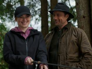 WIDE Fishing Outing - Virgin River Season 2 Episode 4