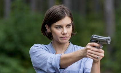 Lauren Cohan Returns as Series Regular on The Walking Dead