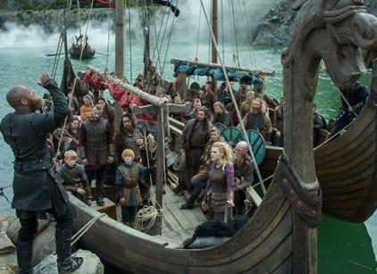 Watch Vikings Season 4 Episode 8 Online