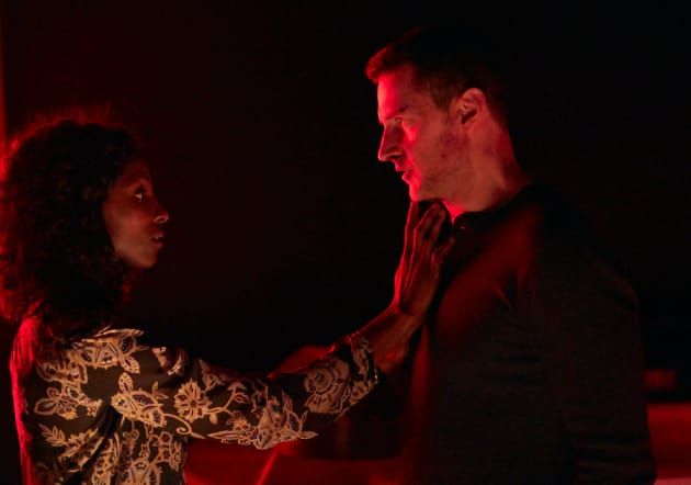 Francis and Reba - Hannibal Season 3 Episode 11