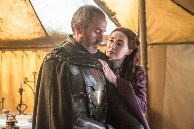 Stannis Marches on Winterfell - Game of Thrones Season 5 Episode 10