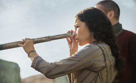 Trouble on the Horizon - Black Sails Season 4 Episode 5