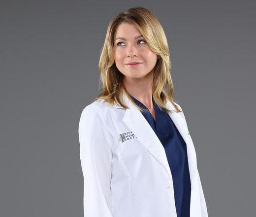Ellen Pompeo Promo Pic - Grey's Anatomy