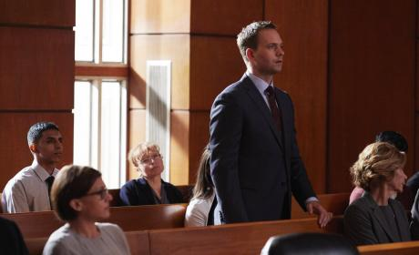 Taking a Stand - Suits Season 6 Episode 13