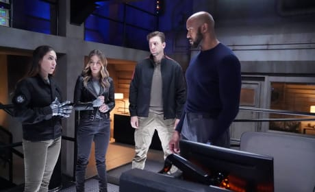 Learning to Trust - Agents of S.H.I.E.L.D.