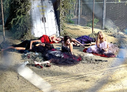 Watch Pretty Little Liars Season 6 Episode 1 Online