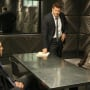 Booth and Aubrey Question a Suspect - Bones Season 10 Episode 22