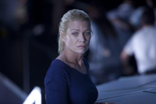 Andrea on The Walking Dead