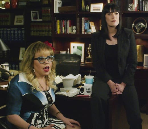 Delighted Duo - Criminal Minds Season 13 Episode 18