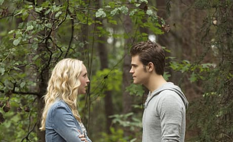 Caroline vs. Stefan - The Vampire Diaries