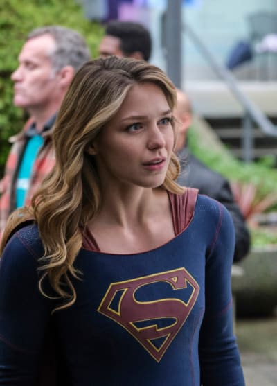 Peaceful Protest  - Supergirl Season 4 Episode 14
