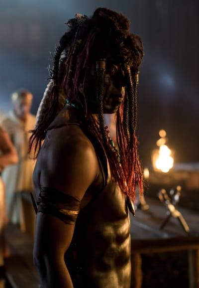 Anasi in His True Form - American Gods Season 2 Episode 1