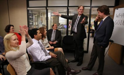 The Office Review: Structural Damage