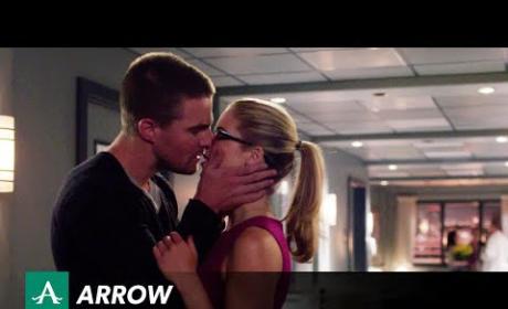 Arrow Season 3 Trailer - High Speed Chase