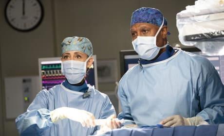 Sent Scrambling - Grey's Anatomy