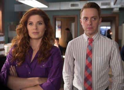 Watch The Mysteries of Laura Season 2 Episode 1 Online