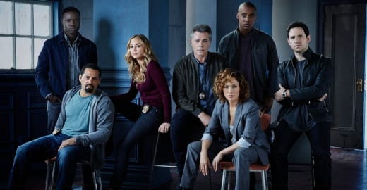 Shades of Blue Cast
