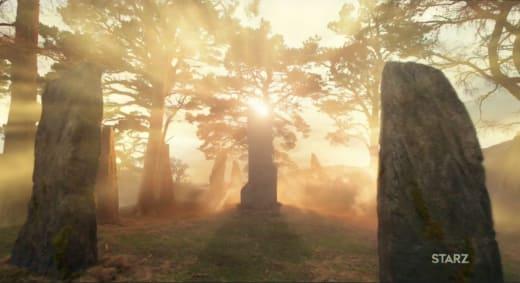 The Stones - Outlander Season 2 Episode 13