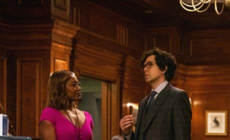 Matt and Daisy Talk - Madam Secretary Season 5 Episode 16