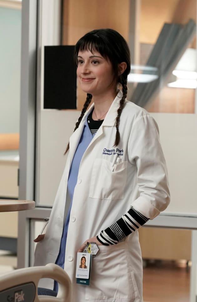 Shira - Tall - The Resident Season 2 Episode 21