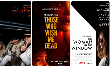 What to Watch: Halston, Those Who Wish Me Dead, Woman In the Window