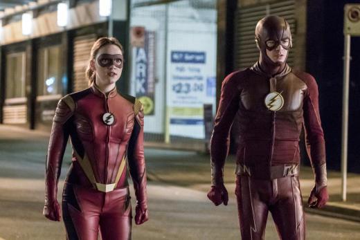 Where's Wally? - The Flash Season 3 Episode 14