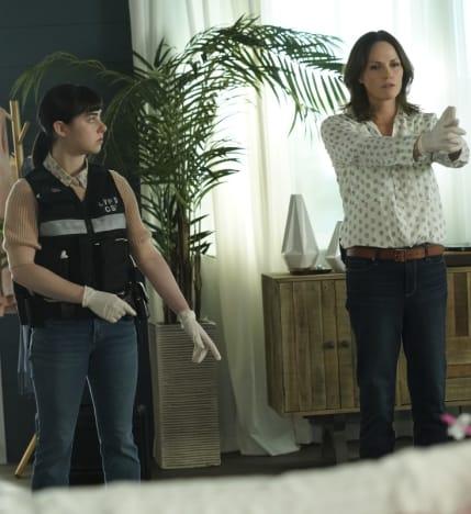 Recreating Shooting - CSI: Vegas Season 1 Episode 2