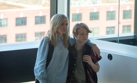 Jessie and her son - Nashville Season 5 Episode 22