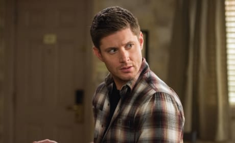 Dean gets a surprise - Supernatural Season 12 Episode 11