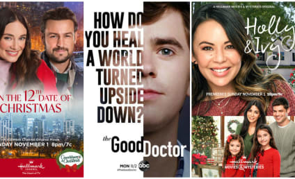 What to Watch: On the 12th Date of Christmas, The Good Doctor, Holly & Ivy