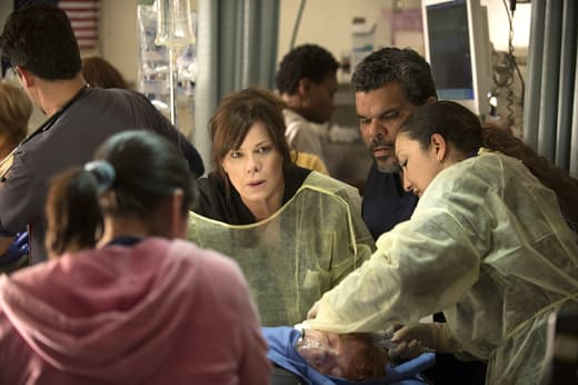 Residency Director Dr. Leanne Rorish - Code Black