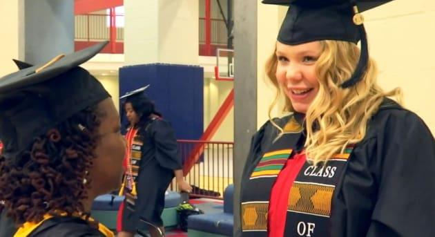Kailyn Graduates - Teen Mom 2