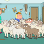 Nanny Goats - Family Guy Season 16 Episode 3