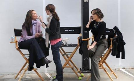 Brooke Gets Makeup