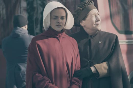 A New Posting - The Handmaid's Tale Season 1 Episode 9