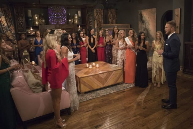 Vying For Colton's Affections - The Bachelor