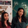 Cecile And Iris Listen.  - The Flash Season 5 Episode 20