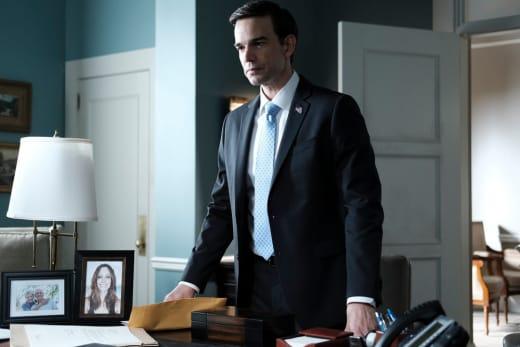 Demigod Senator - The Magicians Season 2 Episode 12
